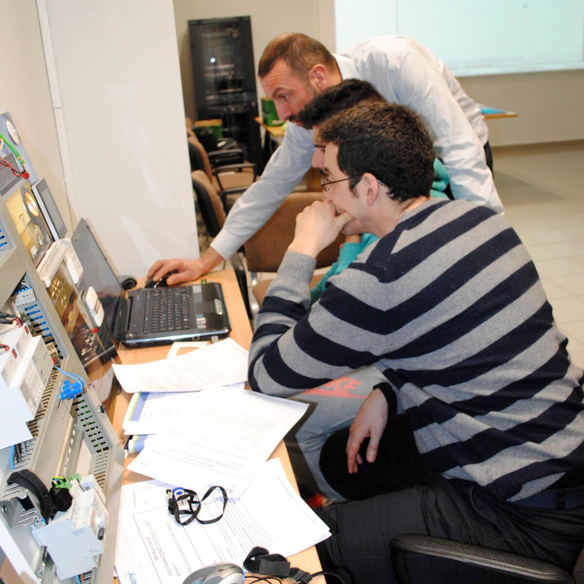 ηλετρολόγοι εγκαταστάτες KNX basic course