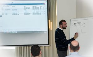 KNX Advanced course tutor
